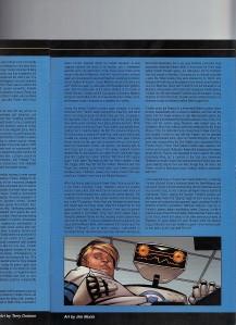 Fantastic Four 2005 Handbook Franklin Richards Jim Muniz