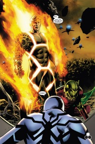 Fantastic Four 600 Human Torch is back