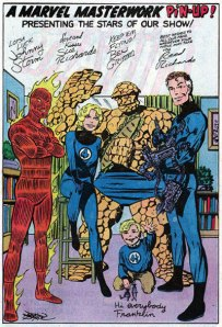 Fantastic Four John Byrne