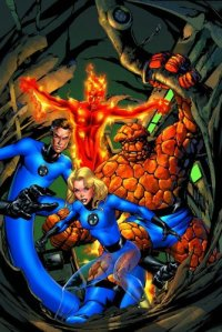 Fantastic Four Mike McKone