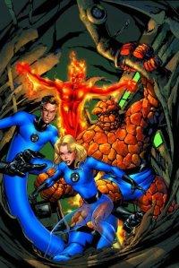 Fantastic Four Mike McKone