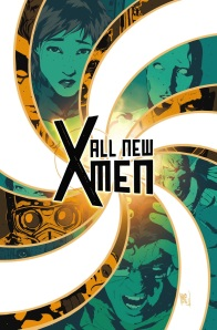 Feb 15 Solict ALL NEW X-MEN 38