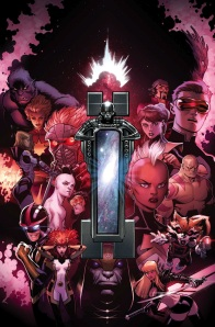 Feb 2015 Solicts GUARDIANS OF THE GALAXY & X-MEN - THE BLACK VORTEX ALPHA 1