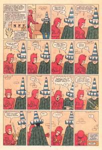 Fred Hembeck Destorys the Marvel Universe Daredevil