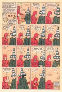 Fred Hembeck Destorys the Marvel Universe Daredevil