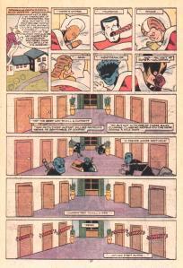 Fred Hembeck Destorys the Marvel Universe Kitty 1
