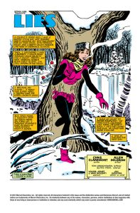 Kitty Pryde and Wolverine 1 Kitty 1