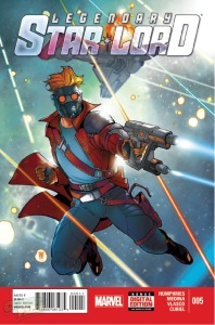 Legendary Star Lord 5