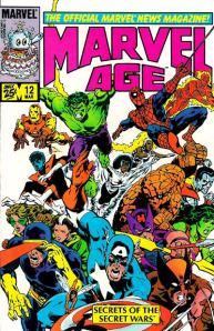 Marvel Age 12