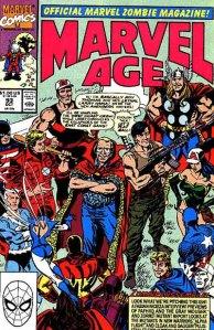Marvel Age 93