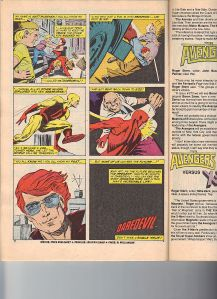 Marvel Age Annual 2 Daredevil