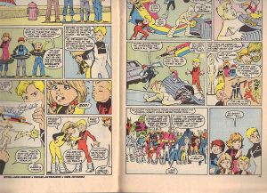 Marvel Age Annual 2 Power Pack