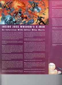 Marvel Spotlight Joss Whedon Kitty 6