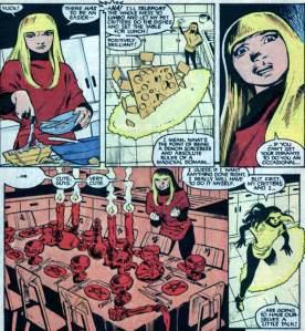 New Mutants Annual 2 Magik tableset