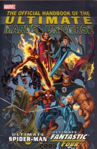 Official Handbook of the Ultimate Marvel Universe 2005 - The Fantastic Four & Spider-Man