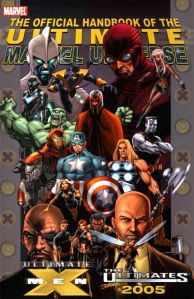 Official Handbook of the Ultimate Marvel Universe - The Ultimates & X-Men 2005