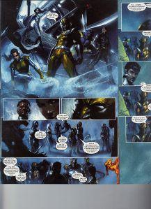 Secret War 5 Kitty Pryde