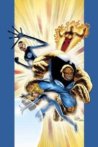 Ultimate Fantastic Four Adam Kubert