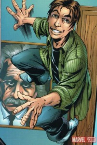 Ultimate Peter Parker Mark Bagley
