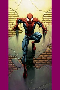Ultimate Spider-Man Mark Bagley