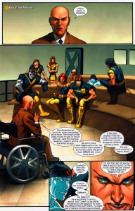 Ultimate X-Men Annual 2 Kitty 1