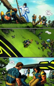 Ultimate X-Men Annual 2 Kitty 10