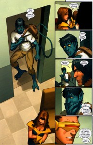 Ultimate X-Men Annual 2 Kitty 2