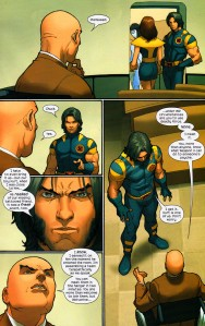 Ultimate X-Men Annual 2 Kitty 4