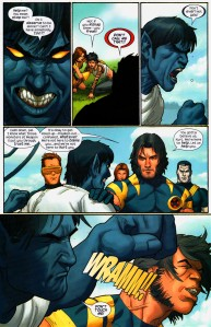 Ultimate X-Men Annual 2 Kitty 8