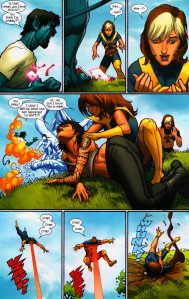 Ultimate X-Men Annual 2 Kitty 9