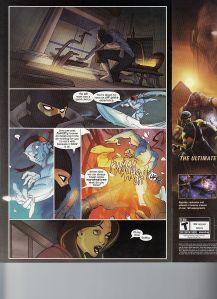 Ultimate X4 1 Shadowcat 4