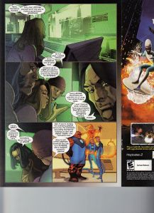 Ultimate X4 1 Shadowcat 7