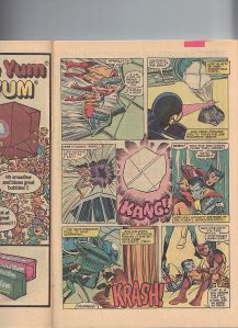 Uncanny X-Men 165 Kitty 1