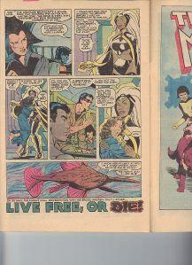 Uncanny X-Men 165 Kitty 4