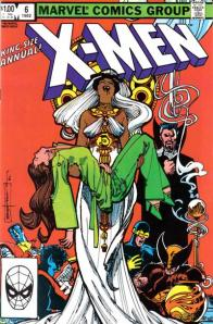 Uncanny X-Men Annual 6