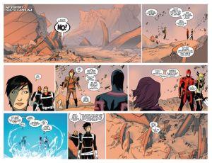 Uncanny X-Men V3 28 Magik 1