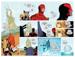 Uncanny X-Men V3 28 Magik 2