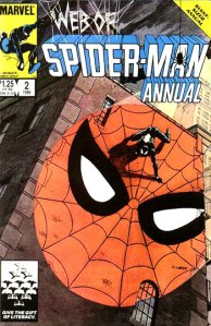 Web of Spider-Man Annual 2