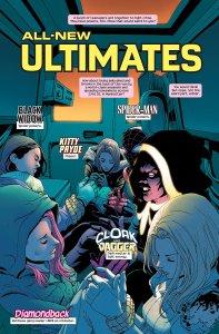 All New Ultimates 11 Shadowcat 1