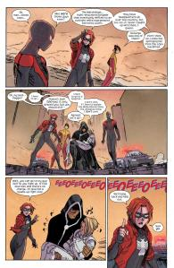 All New Ultimates 9 Shadowcat E