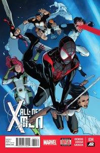 All New X-Men 34