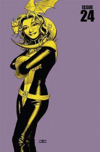Astonishing X-Men 24 Variant Textless