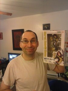 Christmas 2014 Kitty Pryde Bishoujo Statue