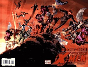 Giant Size Astonishing X-Men