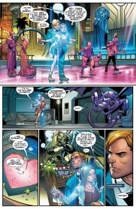Legendary Star Lord 6 Shadowcat 4 Lockheed