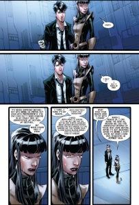 Life After Logan Armor Magik mention