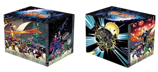 March 2015 Solict Zeck Secret Wars Box Set