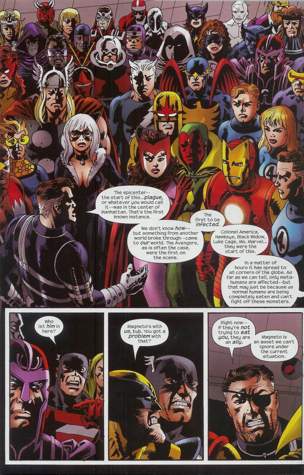 Download ebook free marvel zombies