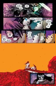 Uncanny X-Men Annual 1 2014 Magik dead