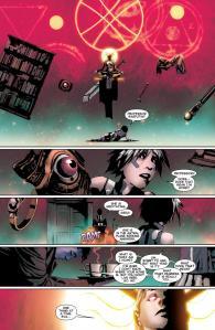 Uncanny X-Men Annual 2014 Magik 1